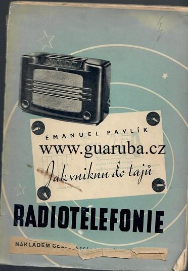 Jak vniknu do tajů radiotelefonie - Pavlík