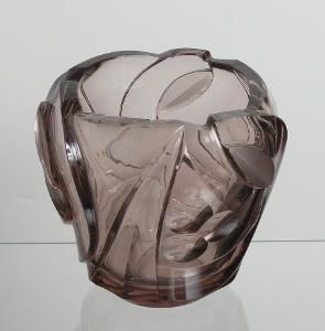 Art déco 1930 - Broušeno - (C203)
