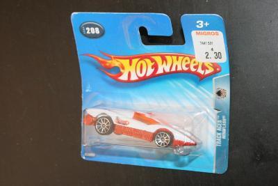 Hot Wheels 208 Track Aces Aeroflash