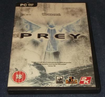 Hra pro PC PREY