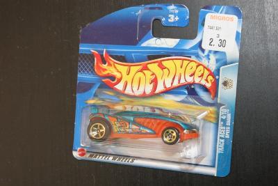 Hot Wheels 155 Track Aces Speed Shark