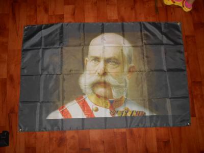 Mega Baner,Vlajka Franz Joseph I-2