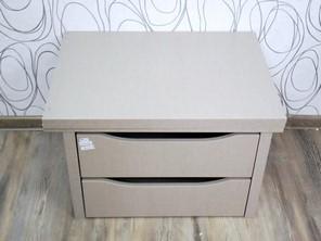 Úložný prostor do skříně, šuplíky + 2 x police (16851A)