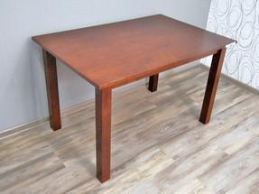 Jídelní stůl BOLOGNA, rozkládací, dřevo masiv (16889B)