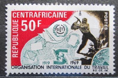 SAR 1969 Výročí ILO Mi# 194 1071
