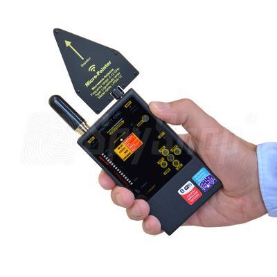 Detektor analogových a digitálních bezdrátových odposlechů Protect