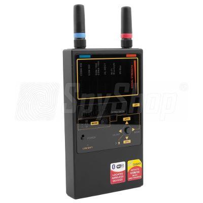 Detektor digitálních odposlechů Protect 1207i