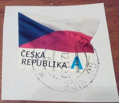 ČR - výstřižek