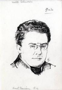 Šrámek Jano Emil Burian