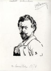 Šrámek Jano Fr. Ženíšek