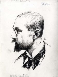 Šrámek Jano Vilém Mrštík