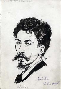 Šrámek Jano Rjepin