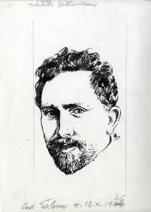 Šrámek Jano Ladislav Šaloun
