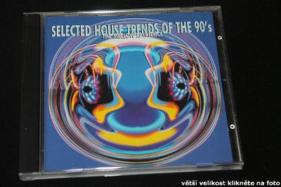 CD - Various - Selected House Trends Of The 90's   (k5)