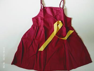 Nové! Dívčí šaty vel. 98-100