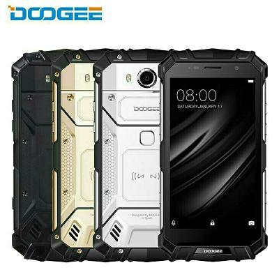 "Doogee S60 5.2""FHD 6/64GB NFC, bezdrátové QI nabíjení"