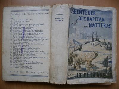 Jules Verne - Die Abenteuer Des Kapitän Hatteras