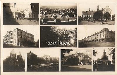 ČESKÁ TŘEBOVÁ - Ústí nad Orlicí