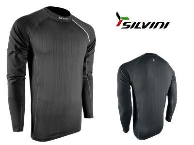 Pámské funkční triko SILVINI - Caldo-MT527 - vel.XL - PC:1099,- (-35%)
