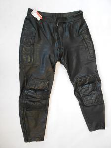 Kožené kalhoty vel.42