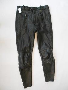 Kožené kalhoty vel.48