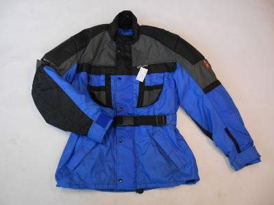 Textilní bunda ROLEFF vel. XL - chrániče, reflex