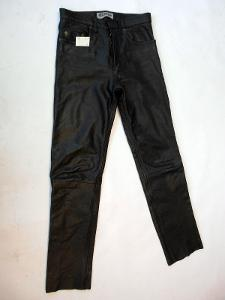 Kožené kalhoty ENJOY vel. 31 - obvod pasu: 78 cm