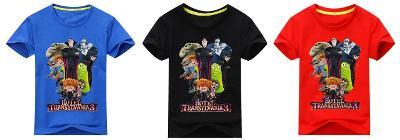 Hotel Transylvania 3 - dětské tričko, vel. 3-11 let