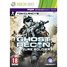 XBOX 360 Ghost Recon Future Soldier