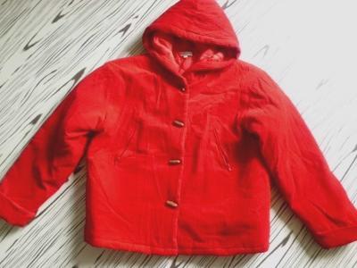 WESTERN jednou použitá teplá bunda s kapucí XL