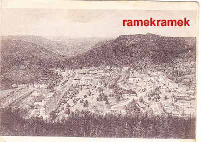 Mariánské Lázně DA 1891 Vorläufer (Cheb Kynžvart Planá Tachov)
