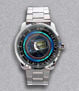 Yamaha Super Tenere Xt 1200 Speedometer - hodinky nerezová ocel
