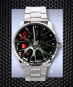 Dodge Charger SRT Wheel Sport - hodinky nerezová ocel