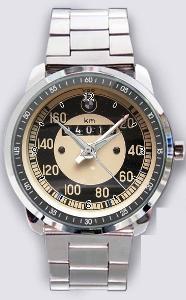 Classic BMW R69 Speedometer - hodinky nerezová ocel