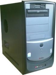 PC TRILINE PENTIUM 2XCORE 2.80GHZ/4GB/500GB/DVD-ROM WINXP