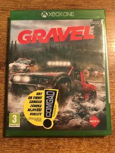 GRAVEL - XBOX ONE - NOVÁ - ZABALENÁ