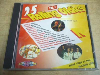 CD 25 Rolling Oldies Vol.3