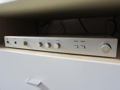 Zesilovač HiFi Stereo Dual CV1150 Vintage Retro  r.v.1980
