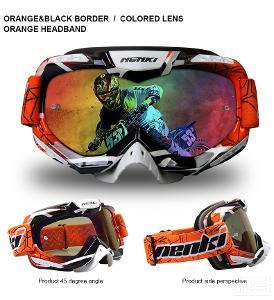 Motokrosové brýle MX NENKI 1016