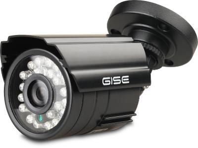 VENKOVNÍ BEZPEČNOSTNÍ KAMERA HD 1300TVL IR25m 3.6 AHD CCTV BDBEV