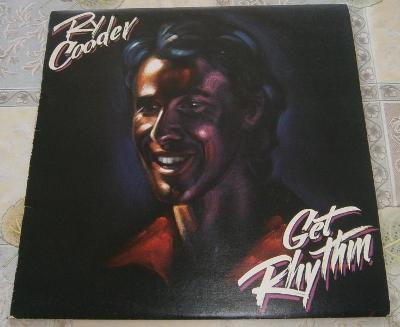 LP - Ry Cooder - Get Rhythm (1988)