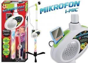 MIKROFON I-MIC PRO MALÉ ZPĚVÁKY A ZPĚVAČKY