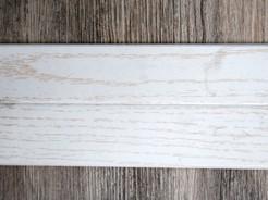 Lišta rohová, dekor bílý javor 260 cm (16984) - Nábytek