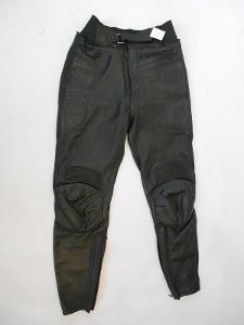 Kožené kalhoty iXS  vel. 52- obvod pasu: 78 cm