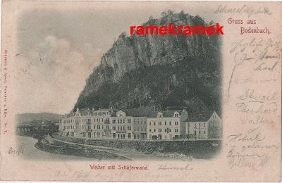 Děčín DA 1898 (Ústí nad Labem Česká Lípa Česká Kamenice Nový Bor)