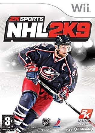 Wii - NHL 2K9
