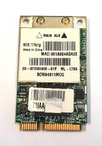 Wifi modul BCM94311MCG z Asus F5R