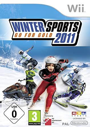 Wii - Winter Sports 2011 - Go for Gold