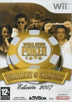 Wii -  World Series of Poker: Tournament of Champions