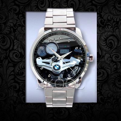 BMW K1300S Speedometer - hodinky nerezová ocel